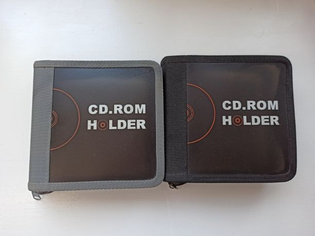 Сумка для CD/DVD на 24 диска