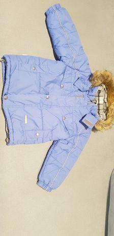 Куртка Lenne/Ленне зимова 98 р