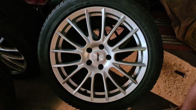 Felgi / koła 18  Mercedes  Audi  VW zimowe 255/40/18