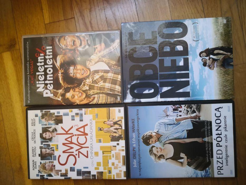 Filmy DVD, Smak życia3, Niepełnoletni, Przed północą Żarki Letnisko - image 1