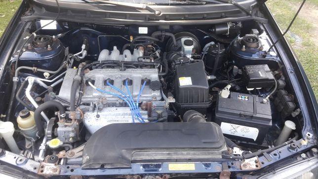 Двигатель мотор mazda 626 GF 98г 1.8 бенз FP
