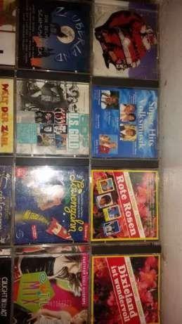 Oryginalne płyty cd z muzyką