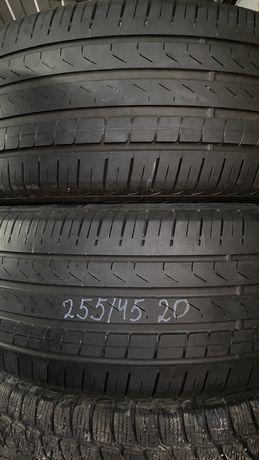 R20 255/45 Pirelli Scorpion verde