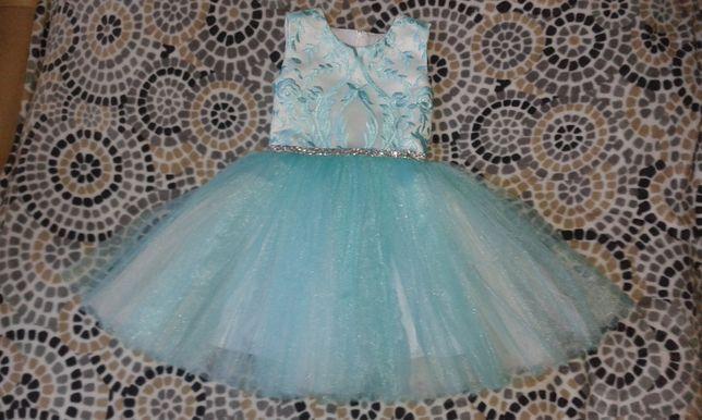 Продам прелестное, нежное, пышное, нарядное, новое платье!