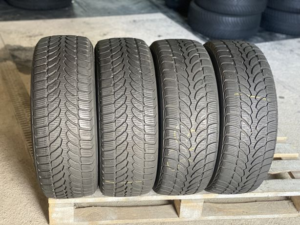 Bridgestone blizzak 205/55 r16