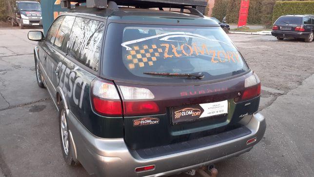 klapa tył kombi Subaru Legacy