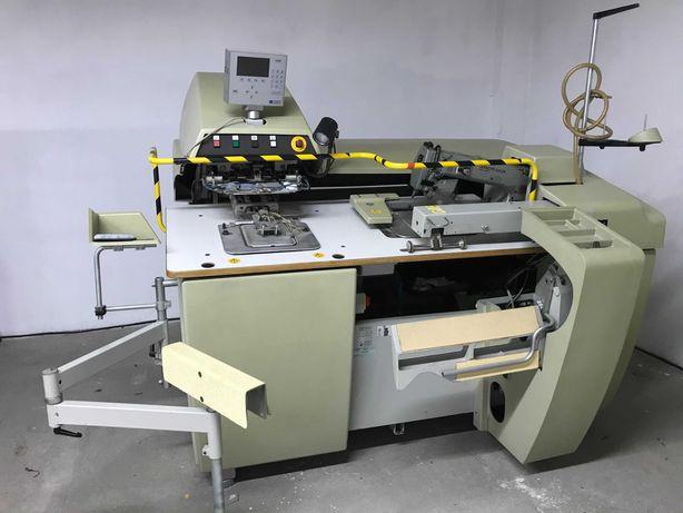 Maquina de Costura Industrial pregar bolsos Automática
