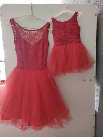 Sukienki mama i córka