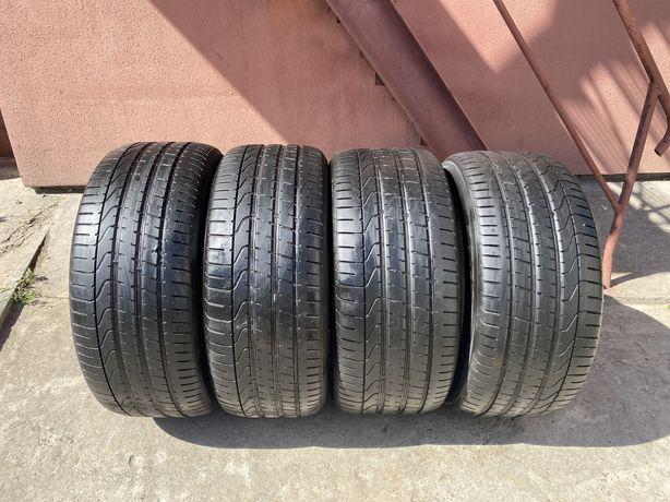 Резина 295 40 R20, 265 45 R20 Pirelli комплект разноширокие Porsche