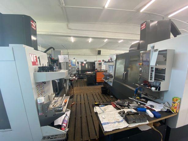 Obróbka CNC, toczenie, frezowanie, grawerowanie laserowe, Wrocław