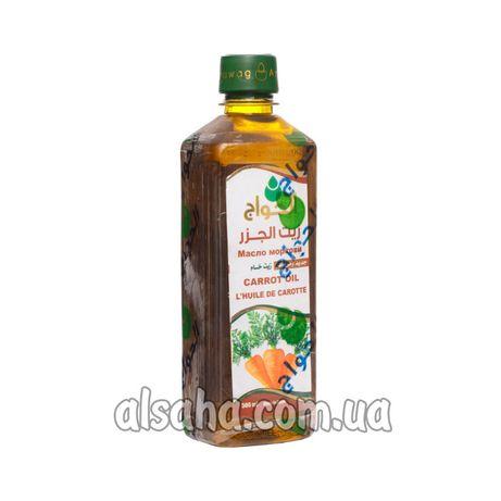 Масло морковное натуральное 500 мл. купить в Киеве, El Hawag Египет