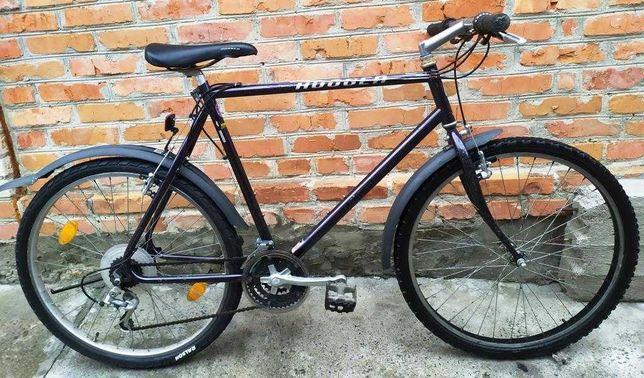 """Велосипед горный HOOGER 26"""" из Европы в хорошем состоянии"""