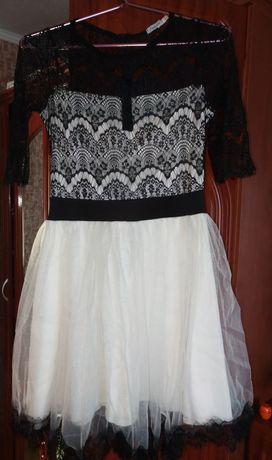 Супер нарядное  платье