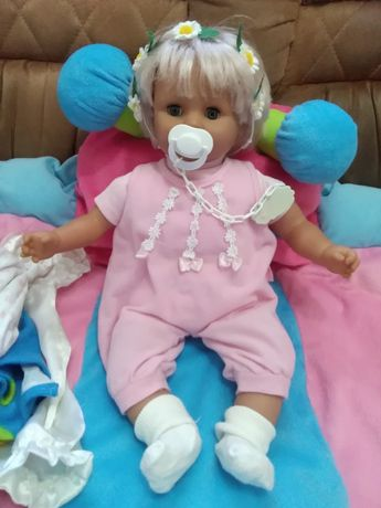 Кукла Candy's world интерактивная большая 45см