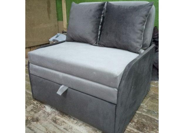 Детский диван кресло с укороченными боковинами ЮнArt