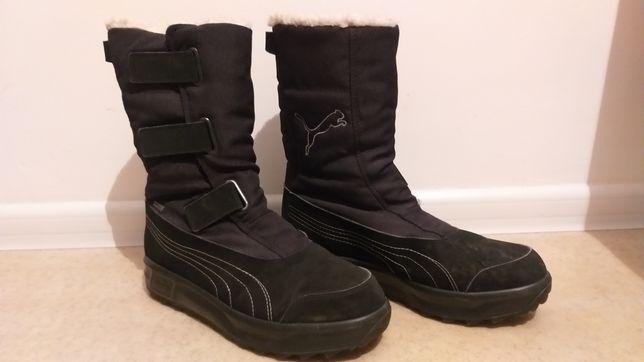 Ботинки Puma утеплённые непромокаемые зимние