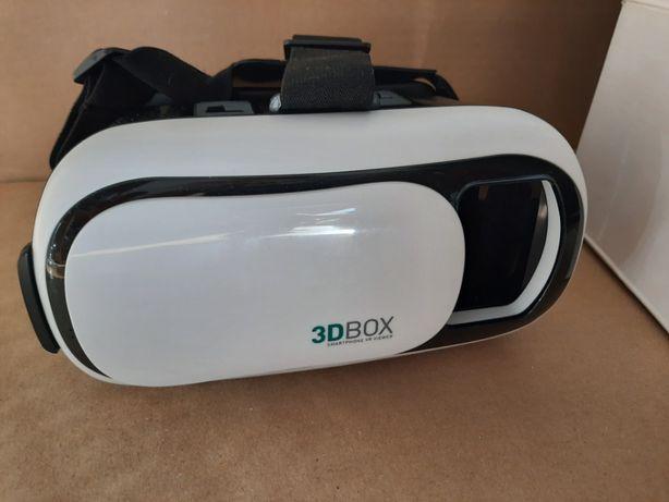 Okulary VR 3d Box