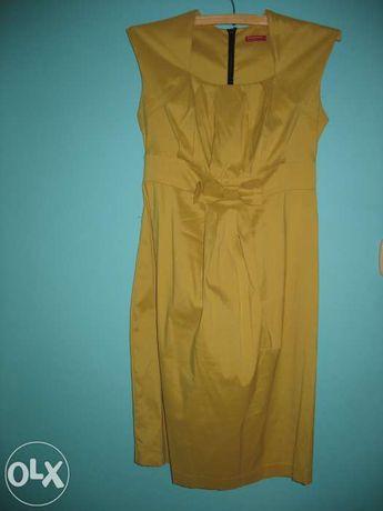 sukienka ciążowa HAPPYMUM Rozmiar S