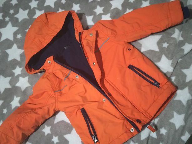 Курточка холодна осінь/тепла зима