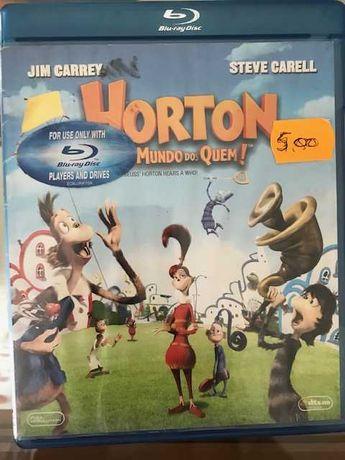 Horton e o Mundo dos Quem Bluray de Animação PORTES INCLUÌDOS