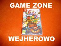 Super Mario 3D World + Bowser's Fury Nintendo Switch + Lite = 2 gry