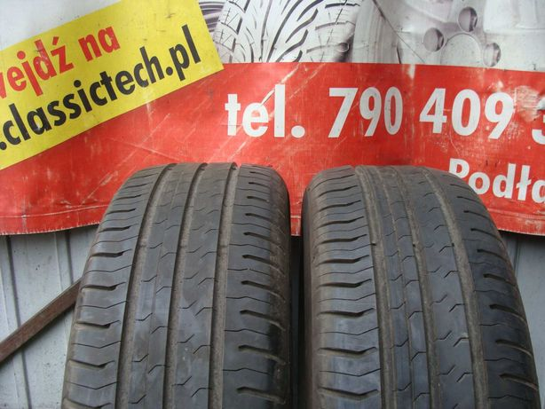 2x195/60 R16 Continental ContiEcoContact 5