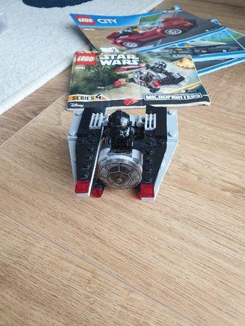 Lego Star Wars звездные войны 75161 истребитель