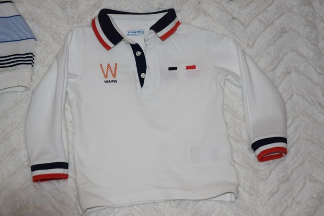Koszulki Polo Mayoral rozm 86