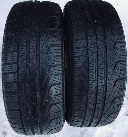 Pirelli 225/50 r17 2 шт зтма резина шины б/у склад