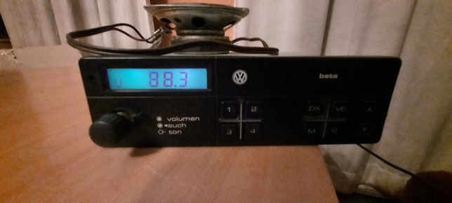 Radio vw beta golf 1 polo 1 jetta 1