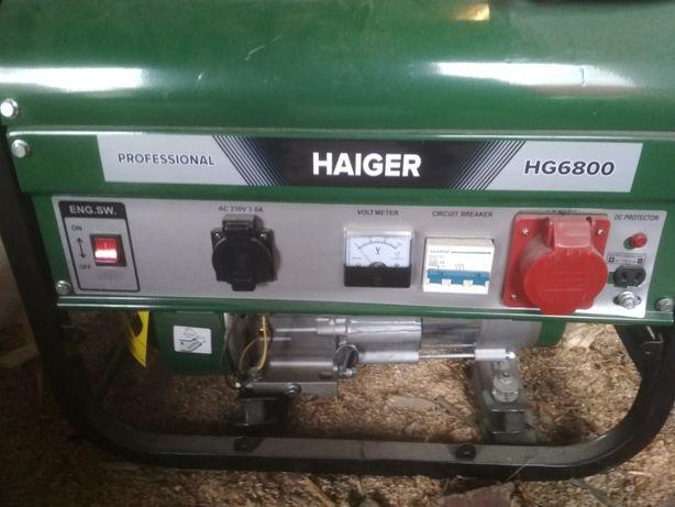 Agregat prądotwórczy haiger 6800