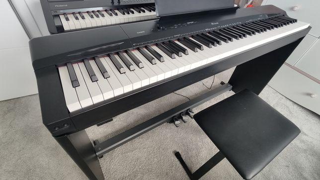 Pianino cyfrowe Casio PX-160 - komplet