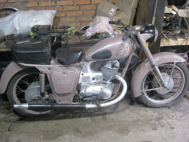 мотоцикл иж 56 1957 року