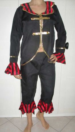 Muszkieter wojowniczka kostium M
