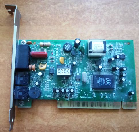 модем SG-56MPSVS (Motorola 56k PCI)