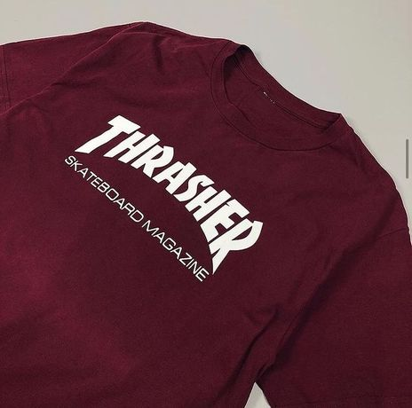 Футболка Trasher (Ellesse,the north face)