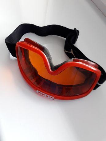 Очки для лыж сноуборда мото ендуро