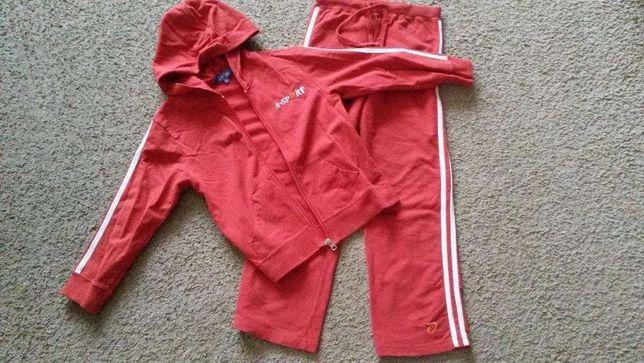 костюм спортивный +пижама комплектом/400руб