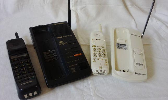 Радиотелефоны на запчасти.