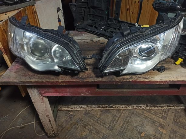 Subaru outback b13 фара