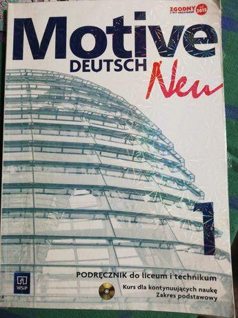 Język niemiecki motive Deutsch new