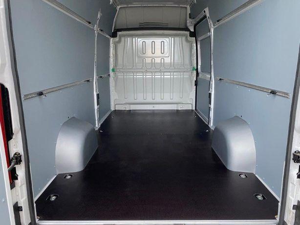Zabudowa Busa Boczki z lekkiego tworzywa Jumper L2H2 Wysyłka Gratis