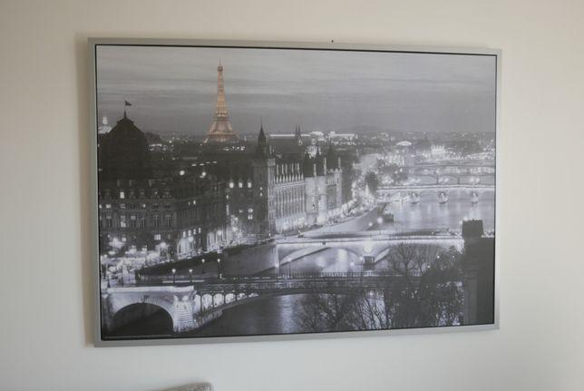 Obraz Ikea Vilshult Paryż 140 x 100 / Plakat / Rama /