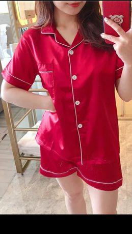 Пижама  шёлковая