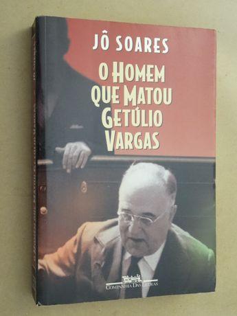 O Homem que Matou Getúlio Vargas de de Jô Soares