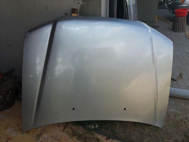 maska srebrna Subaru Forster 2005