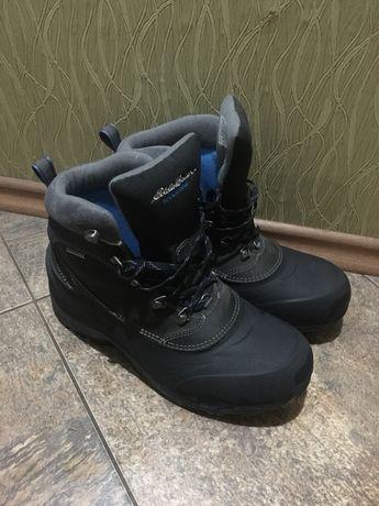 мужские термо ботинки eddy Bauer original.