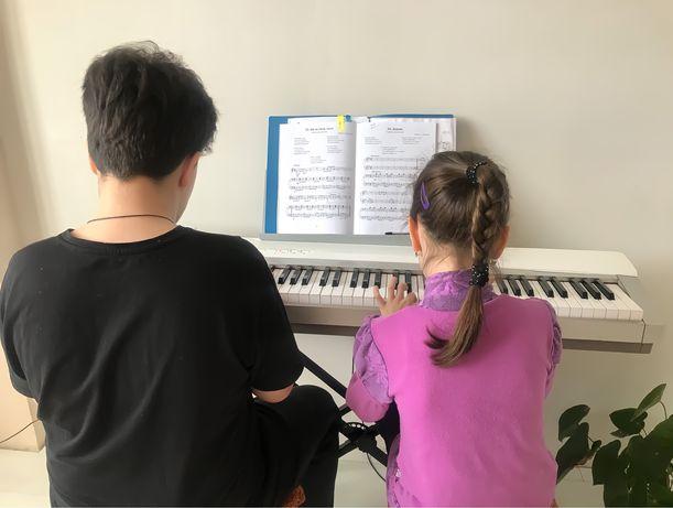 Уроки фортепіано онлайн