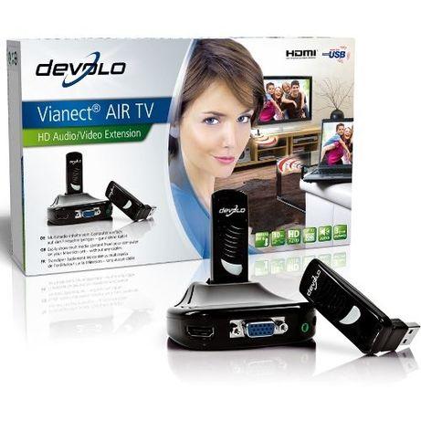 Vianect AIR TV / Transmissor wireless Pc/tv/projector