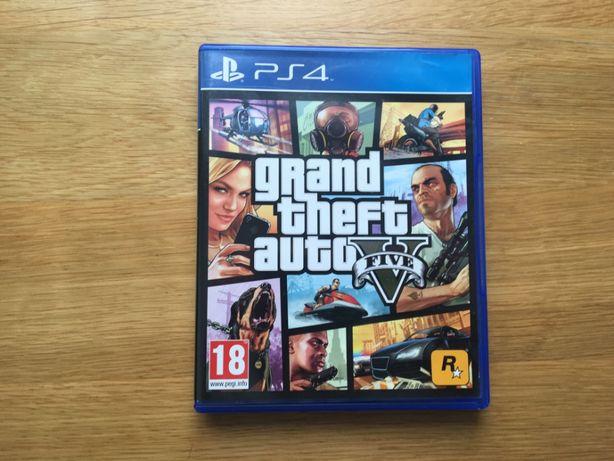 Grand Theft Auto V/ GTA 5 Playstation 4/PS4